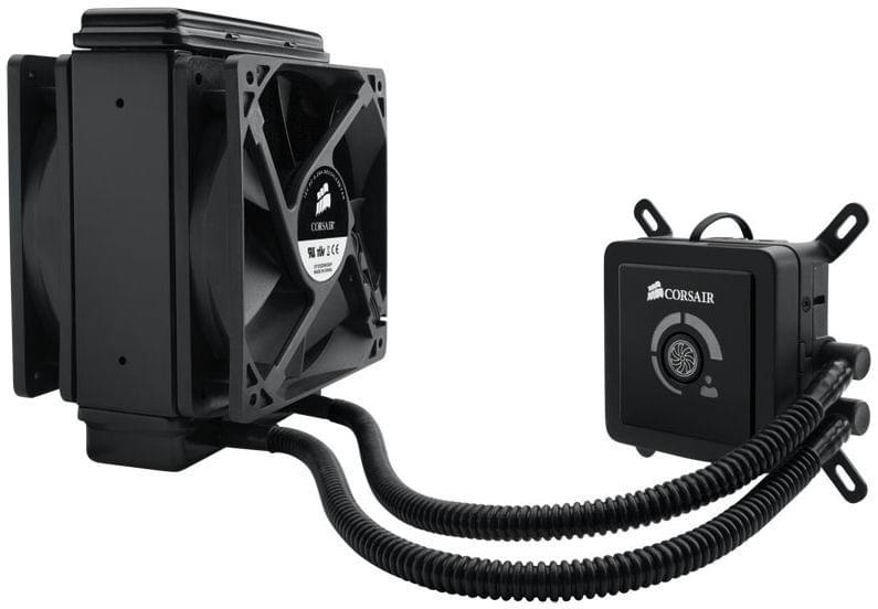 Corsair Watercooling CWCH80 (CWCH80) - Achat / Vente Ventilateur CPU sur Cybertek.fr - 0