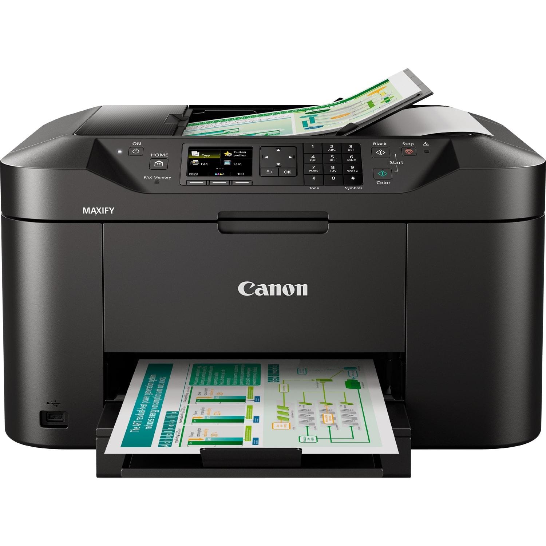 Canon MAXIFY MB2150 (0959C030) - Achat / Vente Imprimante Multifonction sur Cybertek.fr - 0