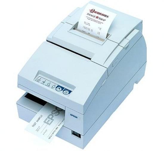 Epson Imprimante ticket TM-H6000 III / Occasion (C31C625033 soldé) - Achat / Vente Destockage sur Cybertek.fr - 0
