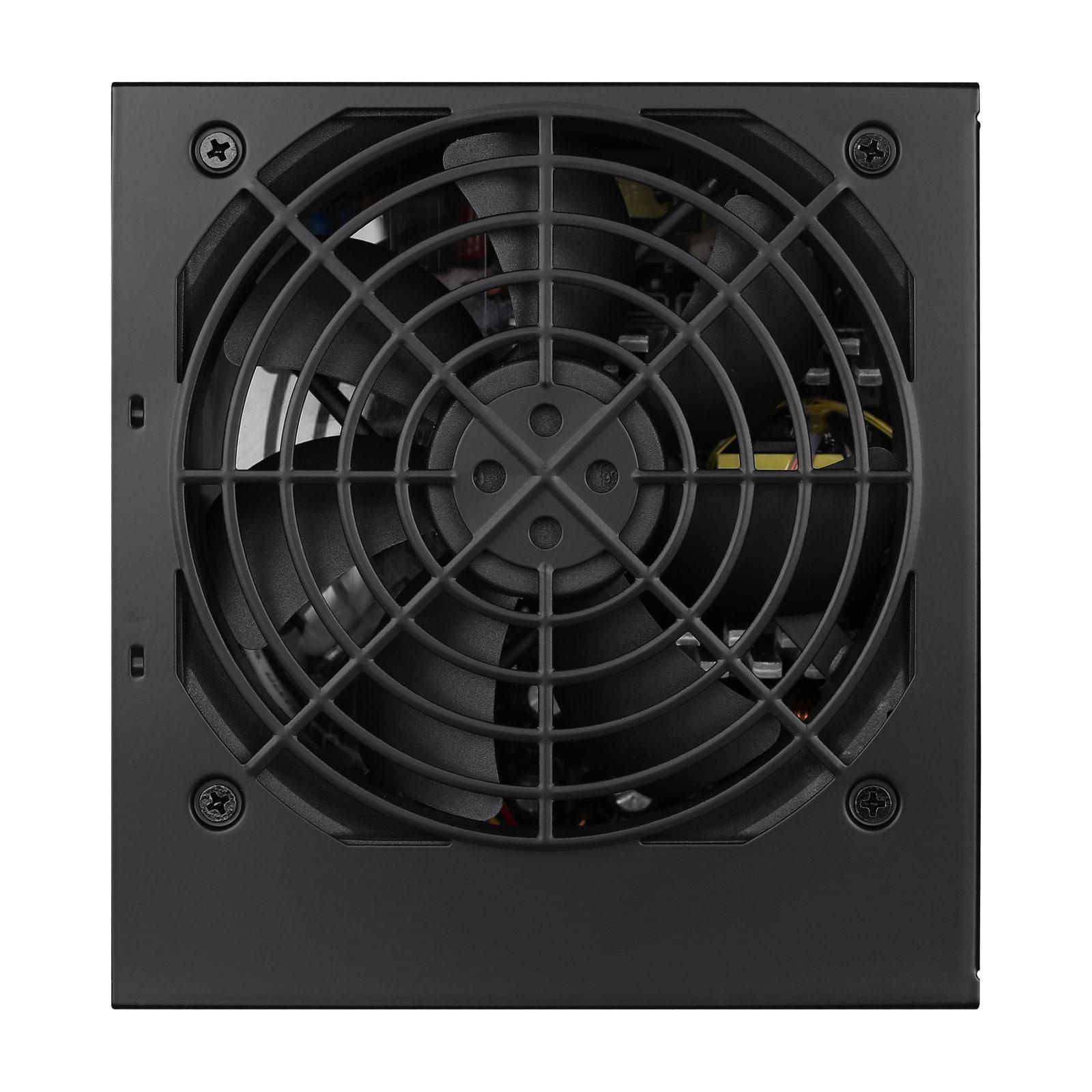 Cooler Master MasterWatt Lite (600W) - Alimentation Cooler Master - 2