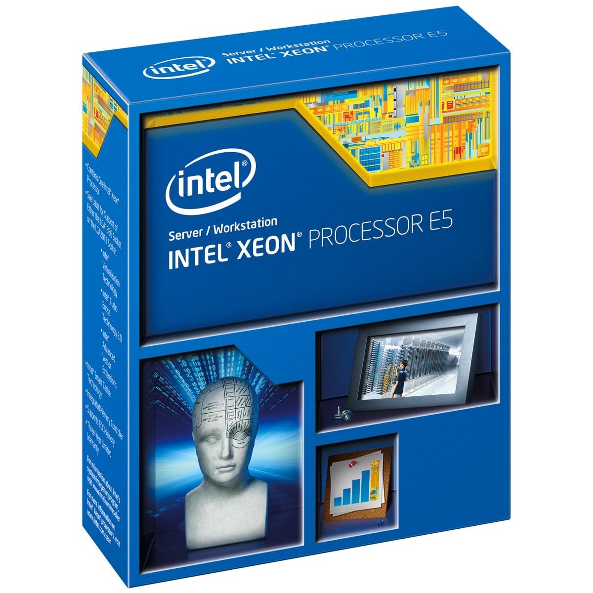 Intel Xeon E5-1650 V3 (BX80644E51650V3) - Achat / Vente Processeur sur Cybertek.fr - 0