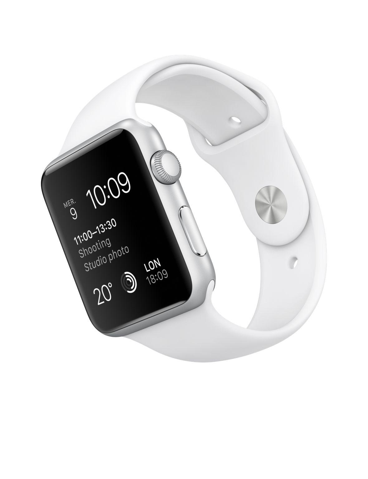 Apple Watch Sport (MJ3N2FD/A) - Achat / Vente Objet connecté / Domotique sur Cybertek.fr - 0