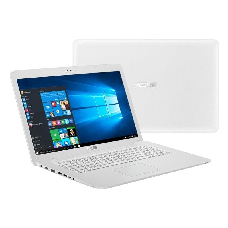 Asus X756UV-TY029T Blanc (90NB0C72-M00290) - Achat / Vente PC Portable sur Cybertek.fr - 0