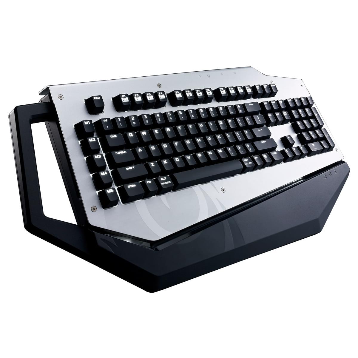 Cooler Master Storm MECH Switch bleu (SGK-7000-MBCL1-FR soldé) - Achat / Vente Clavier PC sur Cybertek.fr - 0