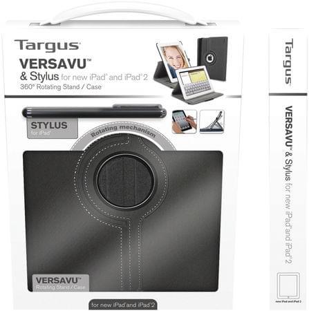 Targus Versavu 360° Rotating Case + Stylus BEU3176P (BEU3176P) - Achat / Vente Accessoire Tablette sur Cybertek.fr - 0