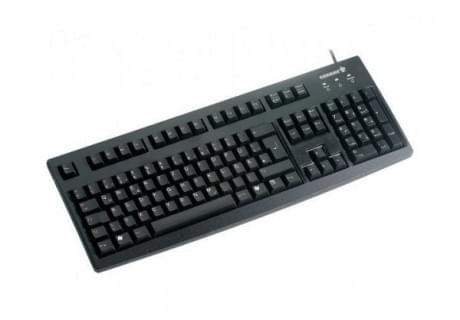 No Name QWERTY US/Euro USB noir (225221) - Achat / Vente Clavier PC sur Cybertek.fr - 0