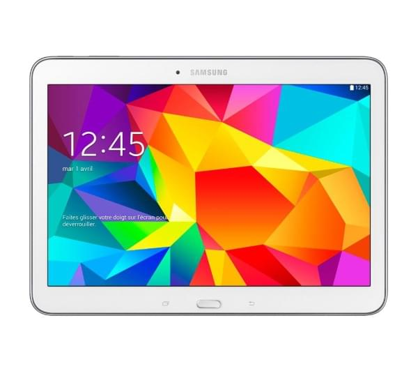 Samsung Galaxy Tab 4 T533NZW (SM-T533NZWAXEO) - Achat / Vente Tablette Tactile sur Cybertek.fr - 0