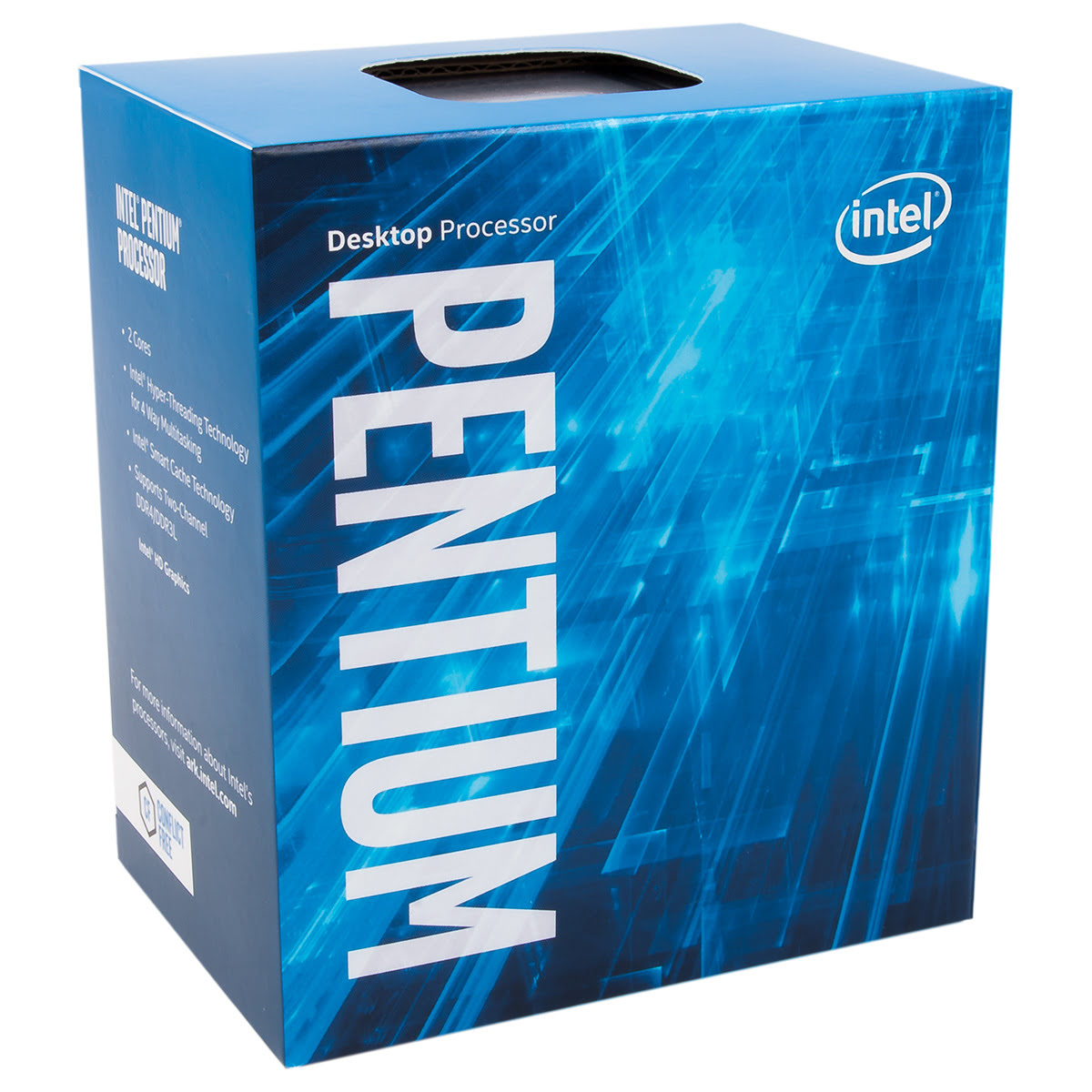 Intel Pentium G4600 - 3.6GHz - Processeur Intel - Cybertek.fr - 0