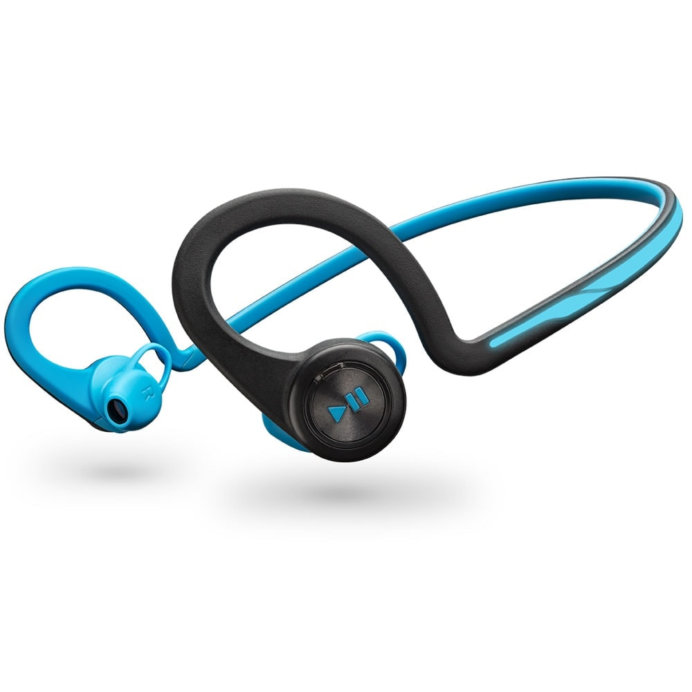 Plantronics BackBeat Fit Vert (Casque Bluetooth Sport) Stereo - Micro-casque - 0