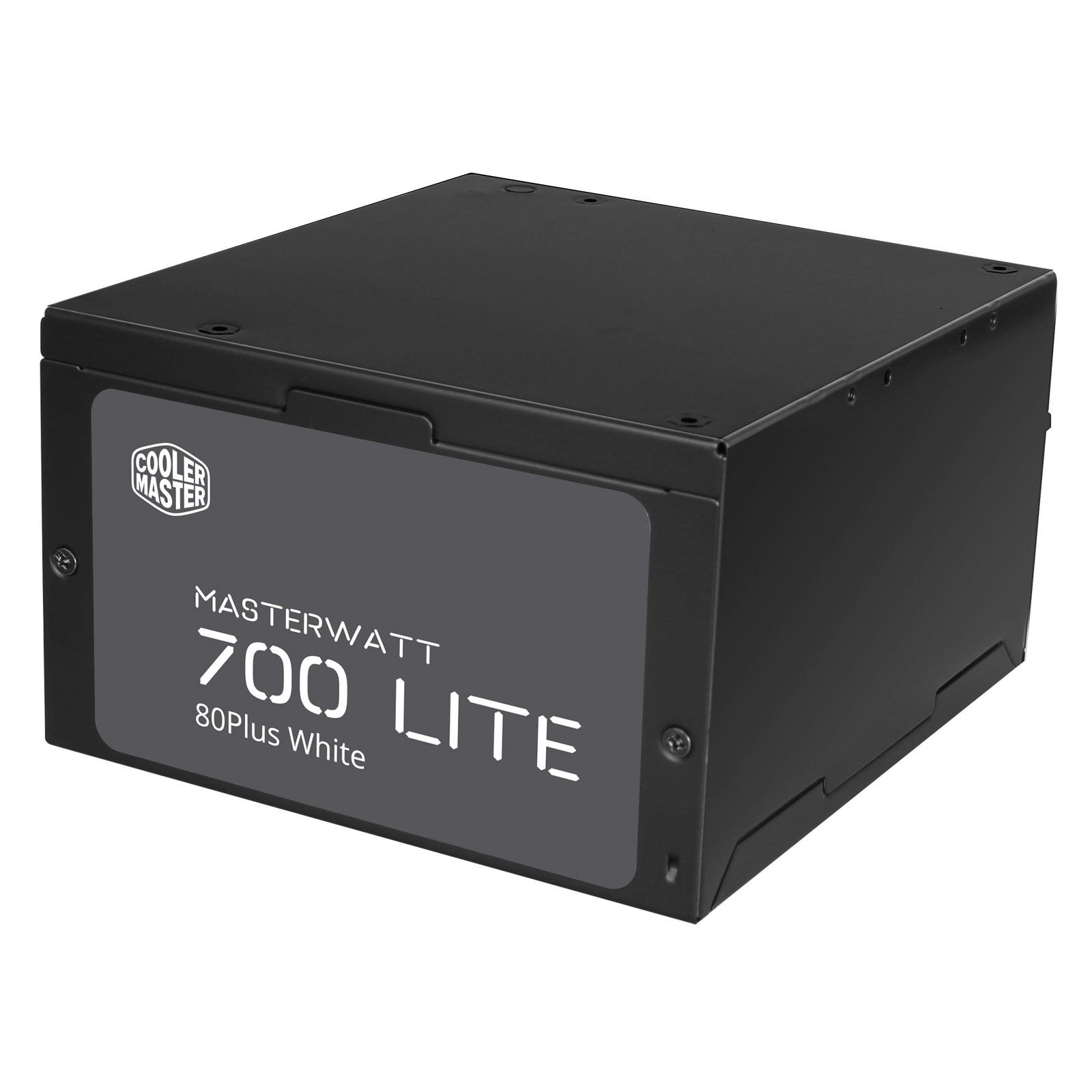 Cooler Master MasterWatt Lite (700W) - Alimentation Cooler Master - 1