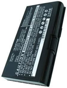 Batterie ASUM70 - 5200 mAh pour Notebook - Cybertek.fr - 0
