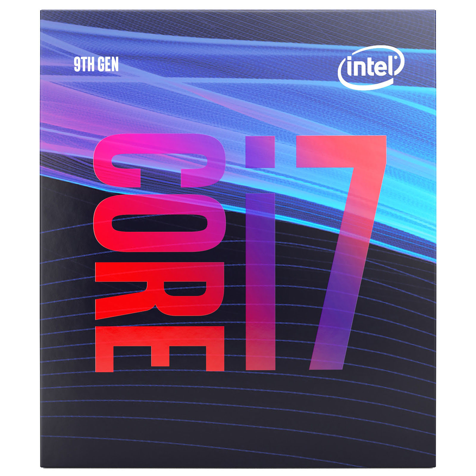 Intel Core i7-9700 - 3GHz - Processeur Intel - Cybertek.fr - 2