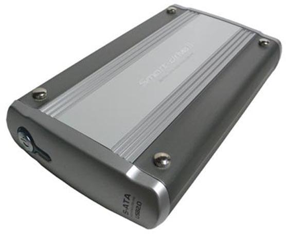 """No Name USB2.0/eSATA pour DD 3.5"""" SATA - Boîtier externe - 0"""