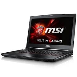 MSI PC Portable GS40 6QE-015XFR - i7-6700/8G/128G+1T/970/14