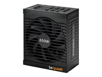 Be Quiet! ATX 650W Power Zone BN210 (BN210) - Achat / Vente Alimentation sur Cybertek.fr - 0