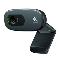 Logitech Caméra / Webcam WebCam C270 Cybertek