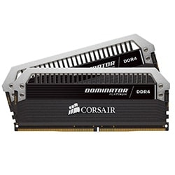Mémoire PC Corsair CMD32GX4M2B3000C15 (2x16Go DDR4 3000 PC24000)