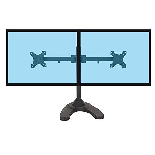 Kimex International Support de bureau 2 écrans (015-1251 **) - Achat / Vente Accessoire Ecran sur Cybertek.fr - 0