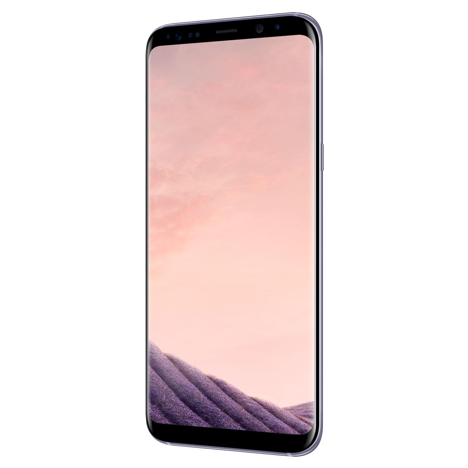 Samsung Galaxy S8+ 64Go G955 Orchid Gray - Téléphonie Samsung - 3