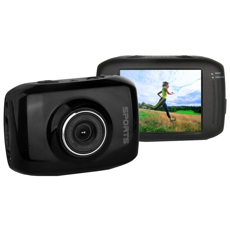 dust dv 200 cam ra sport dashcam cam ra webcam. Black Bedroom Furniture Sets. Home Design Ideas