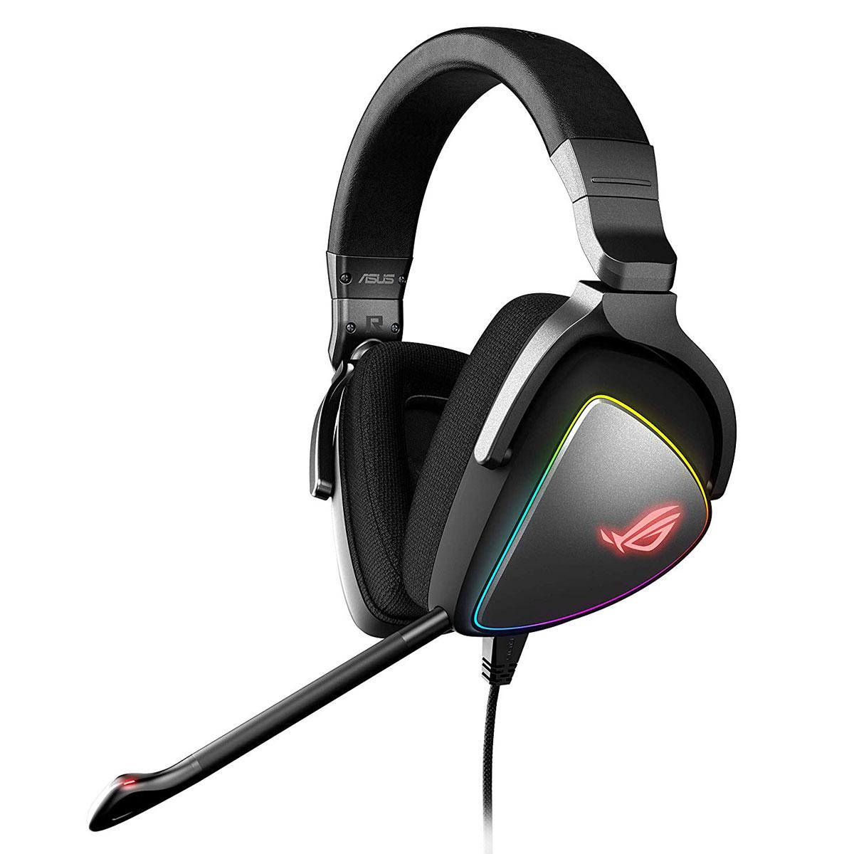 Asus ROG DELTA Stereo RGB - Micro-casque - Cybertek.fr - 0