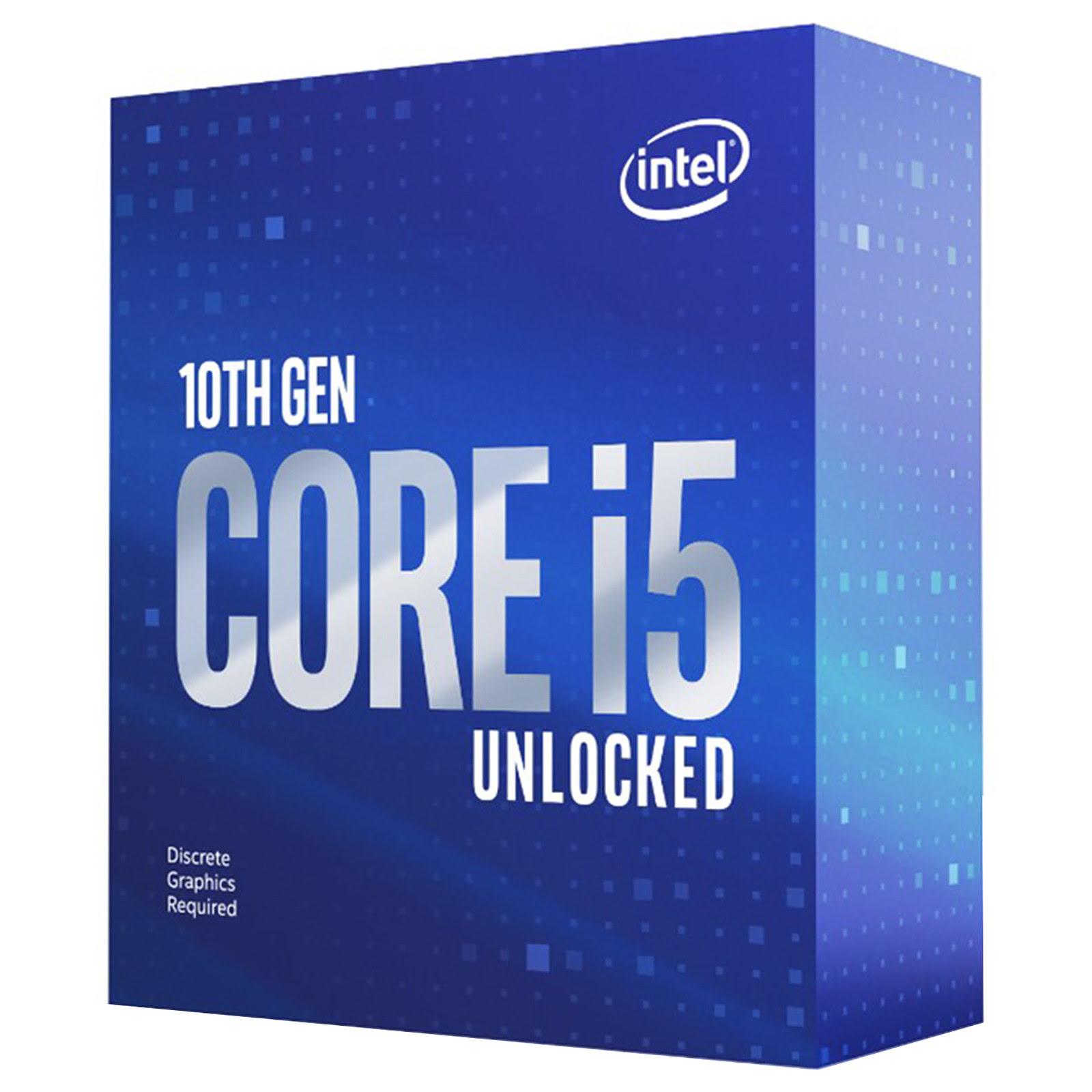 Intel Core i5-10600KF - 4.1GHz - Processeur Intel - Cybertek.fr - 1