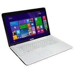 Asus PC Portable X751SJ-TY023T Blanc - N3700/4Go/1To/GT920/17.3
