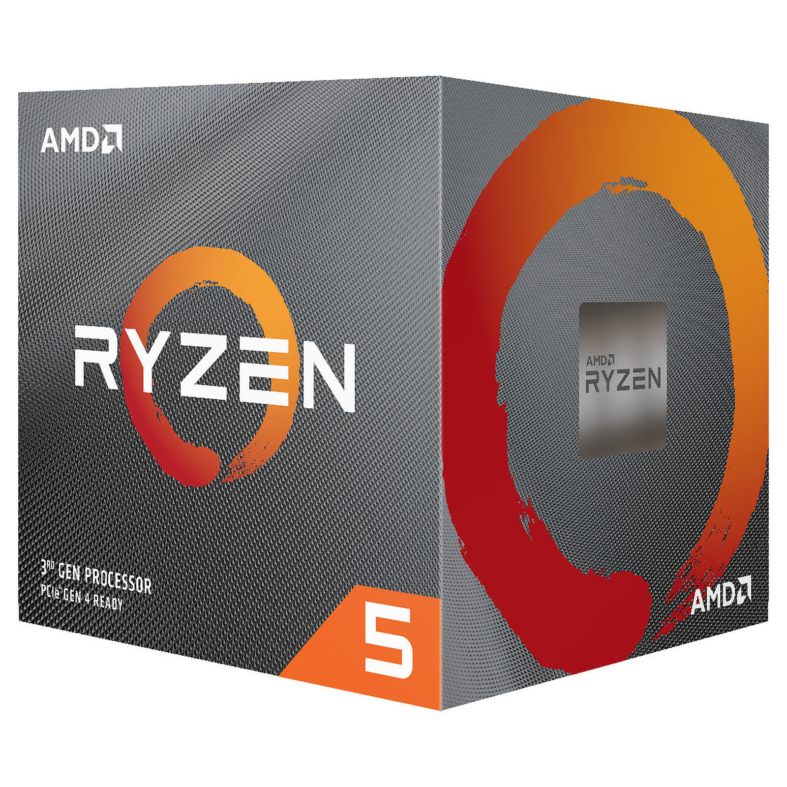 AMD Ryzen 5 3500X - 3.6GHz - Processeur AMD - Cybertek.fr - 0