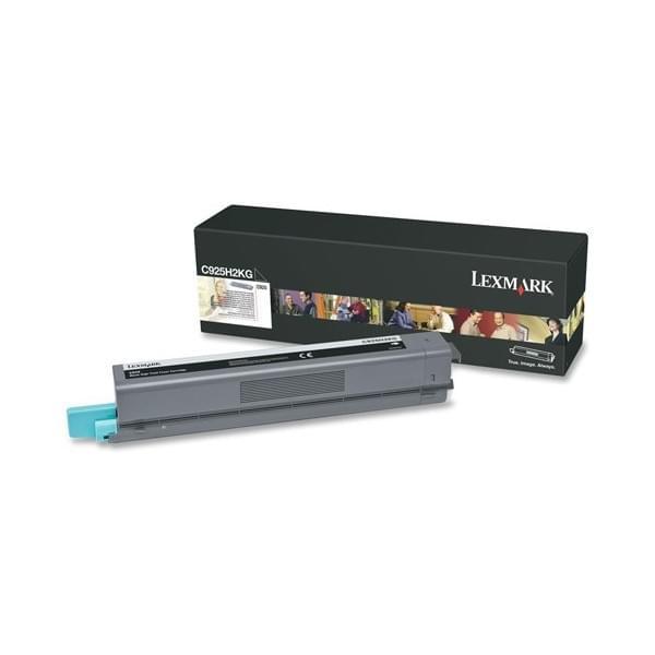 Toner Noir C925H2KG pour imprimante Laser Lexmark - 0