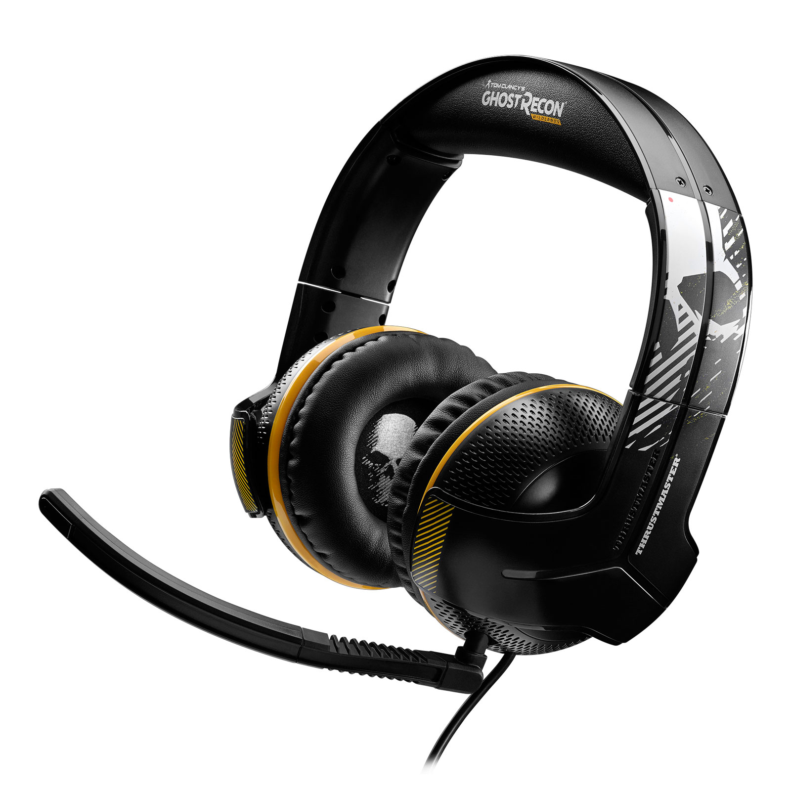 ThrustMaster Y-300CPX Ghost Recon Wildlands Edition Stereo - Micro-casque - 0