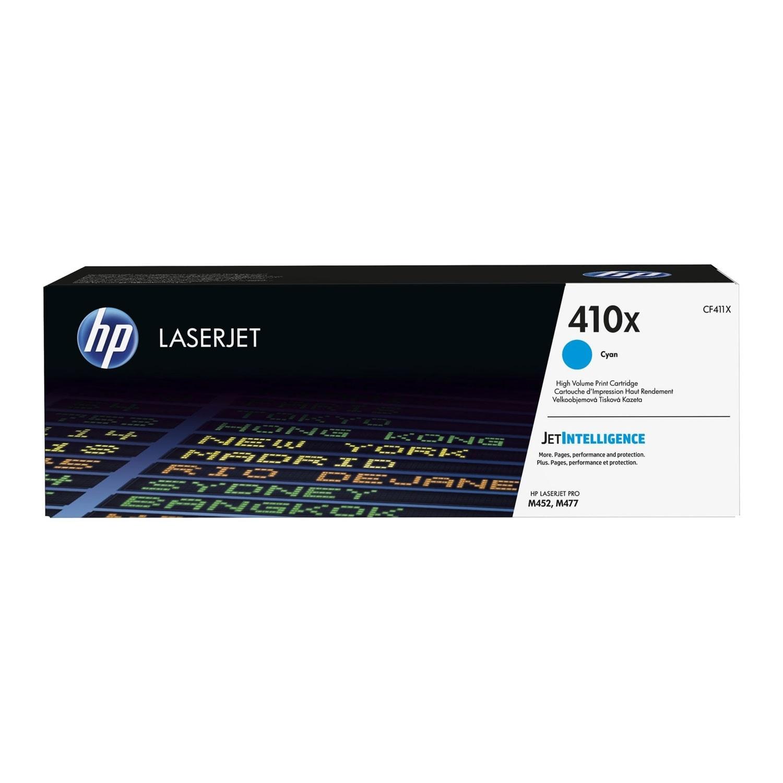 HP Toner Cyan haut rendement 411X - CF411X (CF411X) - Achat / Vente Consommable Imprimante sur Cybertek.fr - 0