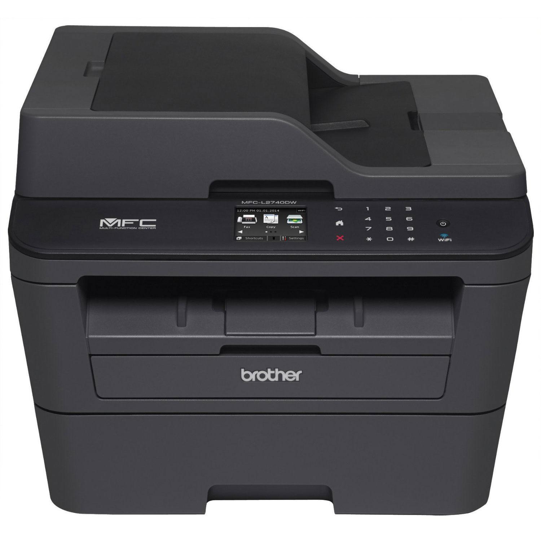 Imprimante multifonction Brother MFC-L2740DW - Cybertek.fr - 0