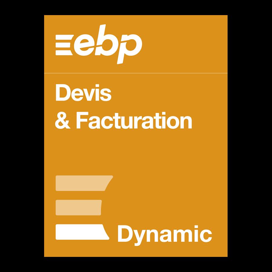 EBP Devis & Facturation DYNAMIC 12 mois + VIP - Logiciel application - 0
