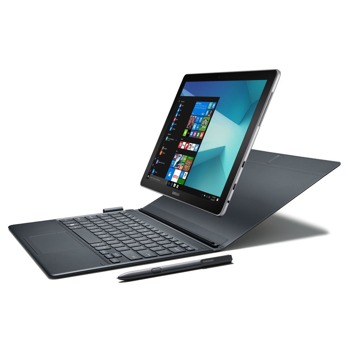 Samsung Galaxy Book 12 W720 - Tablette tactile Samsung - 0