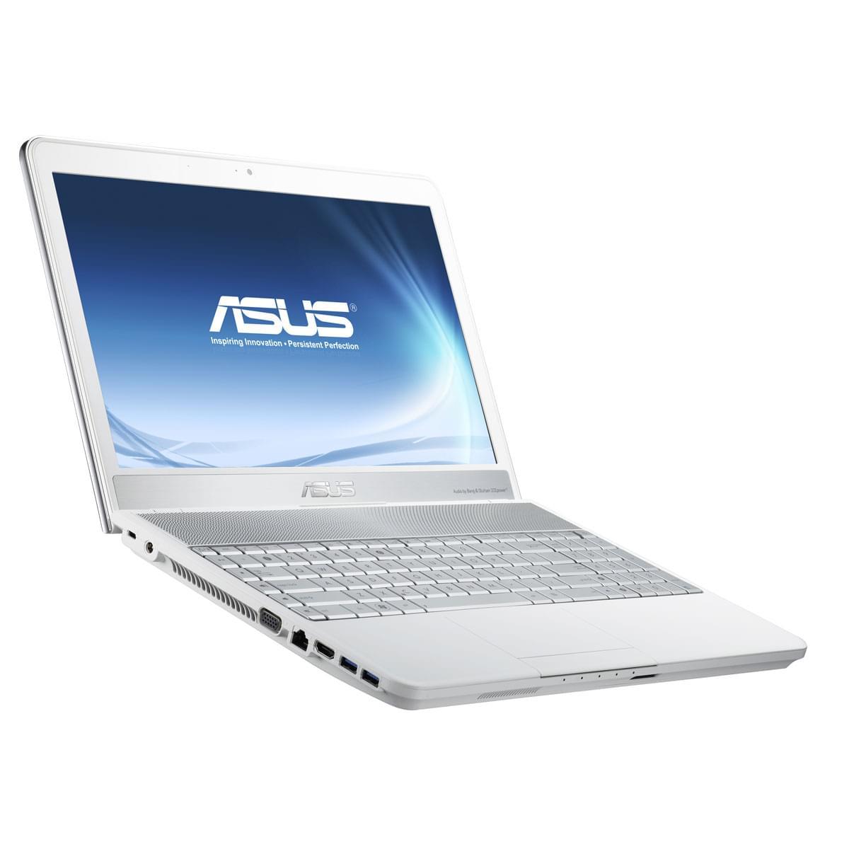 Asus N55SL-S2118V (N55SL-S2118V) - Achat / Vente PC Portable sur Cybertek.fr - 0