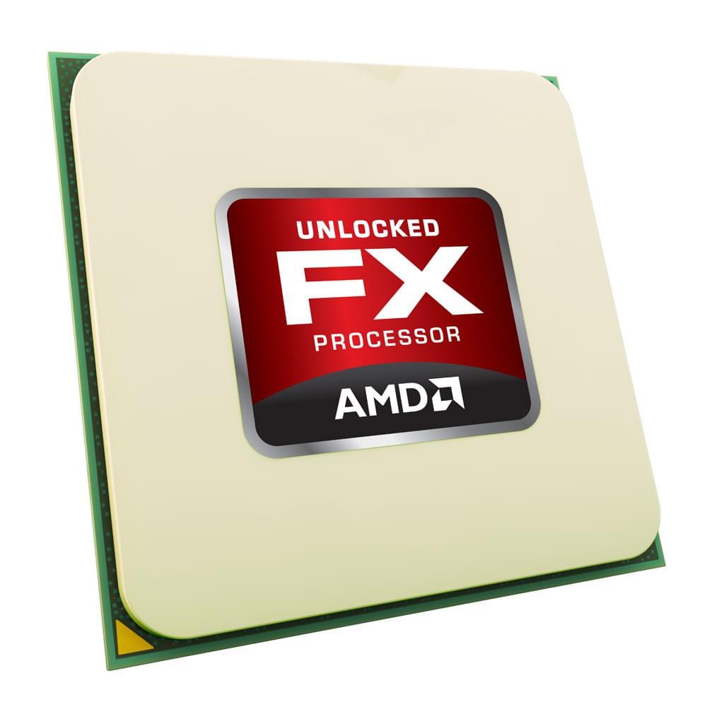 AMD FX-4100 - 3.6GHz - Processeur AMD - Cybertek.fr - 0