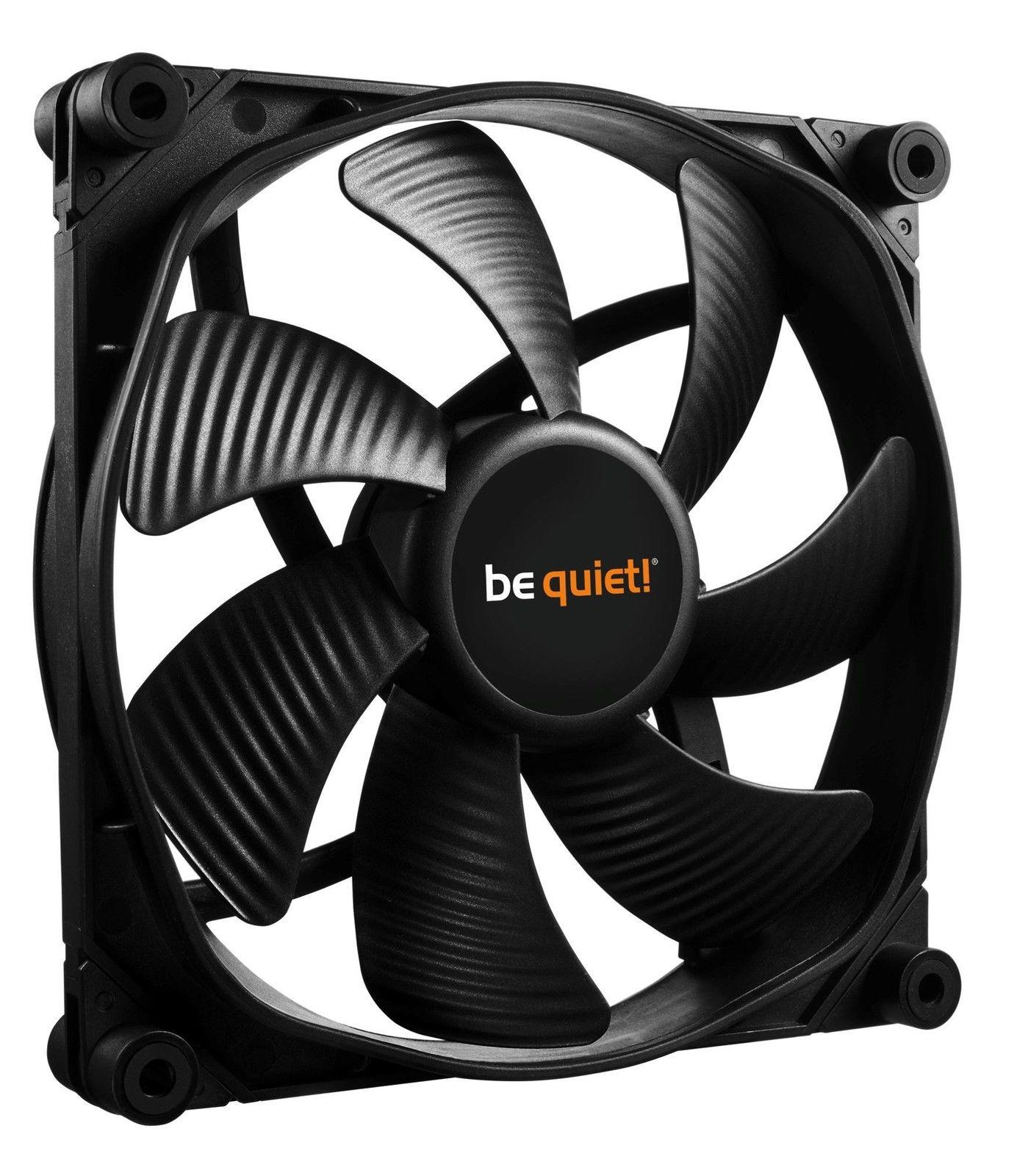 Be Quiet! Case Fan SilentWings 3 140mm - Ventilateur boîtier - 0