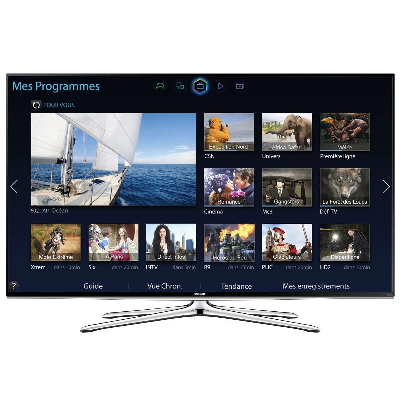 "Samsung UE40H6200 - 40"" (102cm) LED HDTV 1080p 3D 200Hz - TV - 0"
