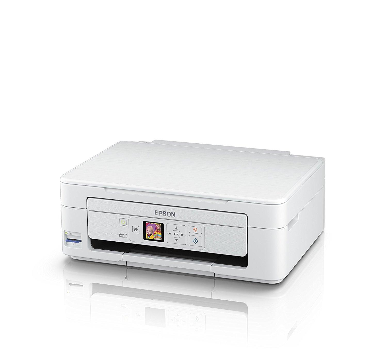 Epson Expression Home XP-345 - Blanc (C11CF31404) - Achat / Vente Imprimante multifonction sur Cybertek.fr - 4
