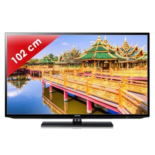 Samsung UE40EH5300 (UE40EH5300WXZF) - Achat / Vente TV sur Cybertek.fr - 0