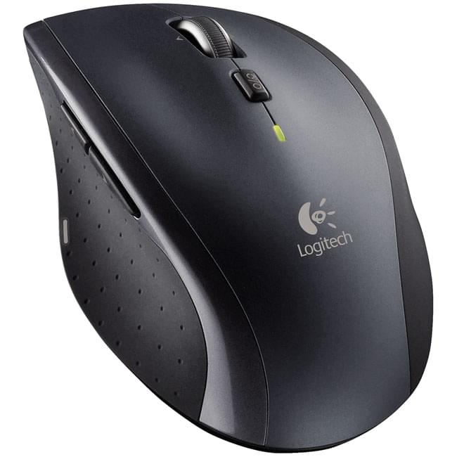 Logitech M705 Marathon Mouse - Souris PC Logitech - Cybertek.fr - 0