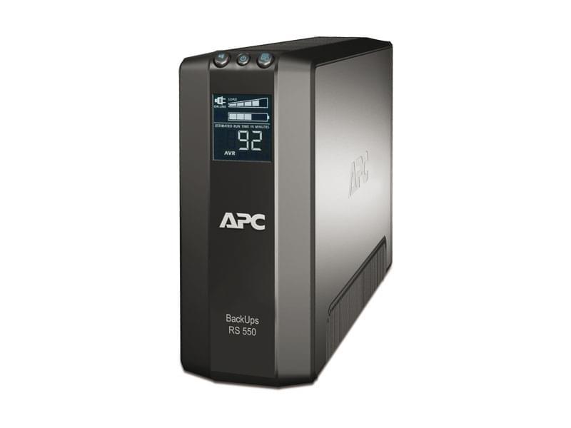 APC Back UPS RS 550VA BR550GI (BR550GI) - Achat / Vente Onduleur - Multiprises sur Cybertek.fr - 0
