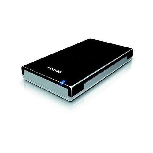 """Philips Disque dur externe Philips 160Go 2""""1/2 USB2 SPE2010CC (SPE2010CC) - Achat / Vente Disque dur externe sur Cybertek.fr - 0"""