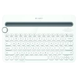 Logitech Clavier PC K480 White (Bluetooth) Cybertek