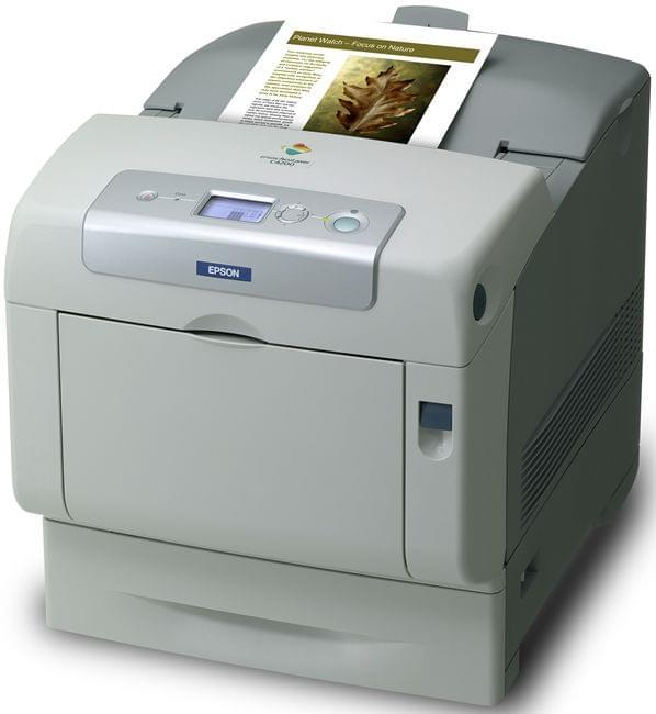 Imprimante Epson AcuLaser C4200DNPC5 Ethernet+R/V - Cybertek.fr - 0