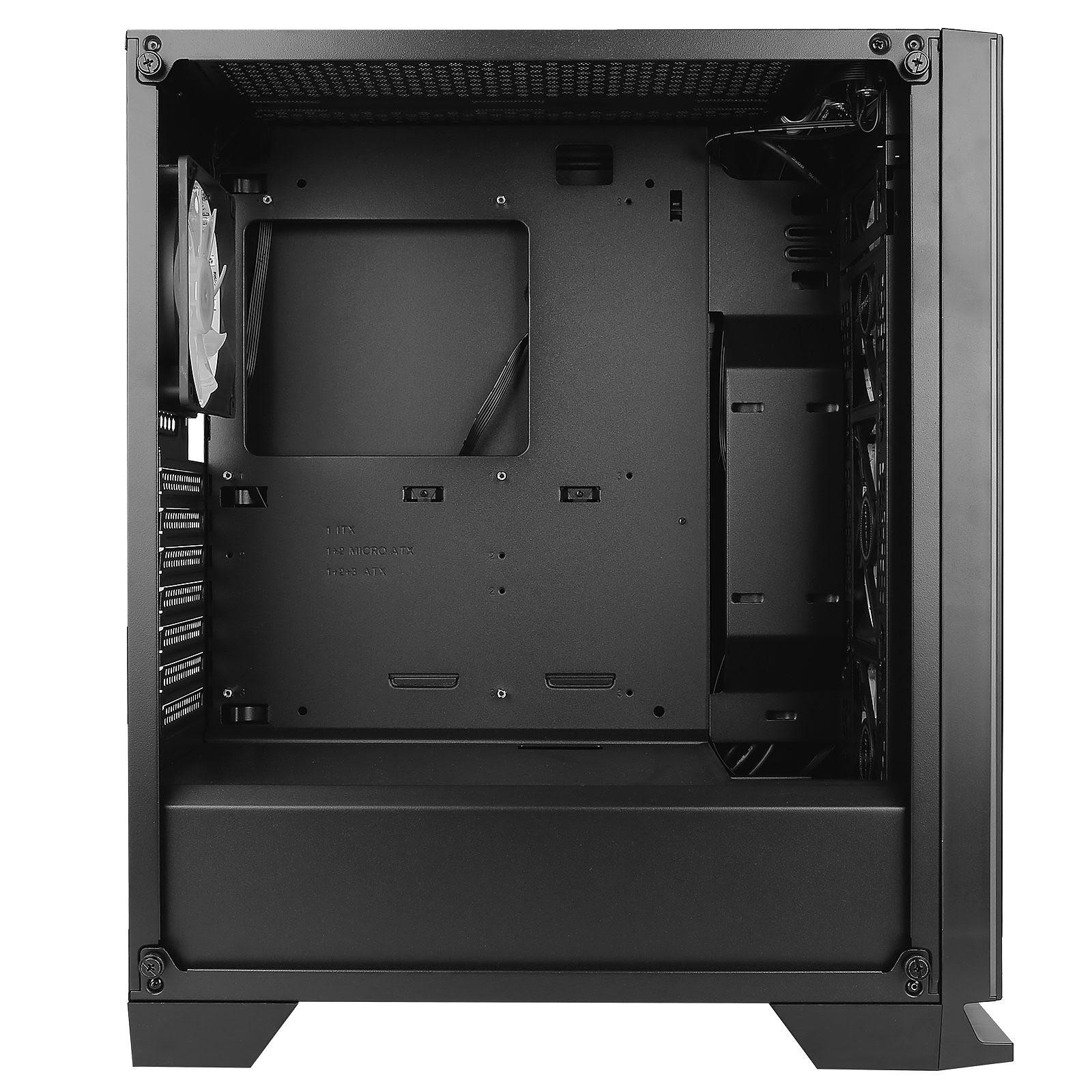 Antec NX600 Noir - Boîtier PC Antec - Cybertek.fr - 3