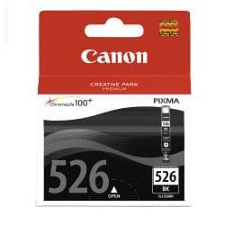 Cartouche CLI-526BK Noire - 4540B001 pour imprimante Jet d'encre Canon - 0