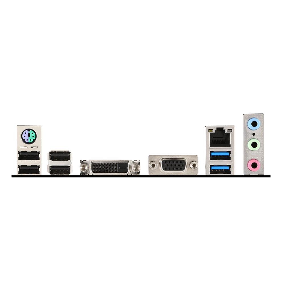 MSI H110M PRO-VD Micro-ATX DDR4 - Carte mère MSI - Cybertek.fr - 4