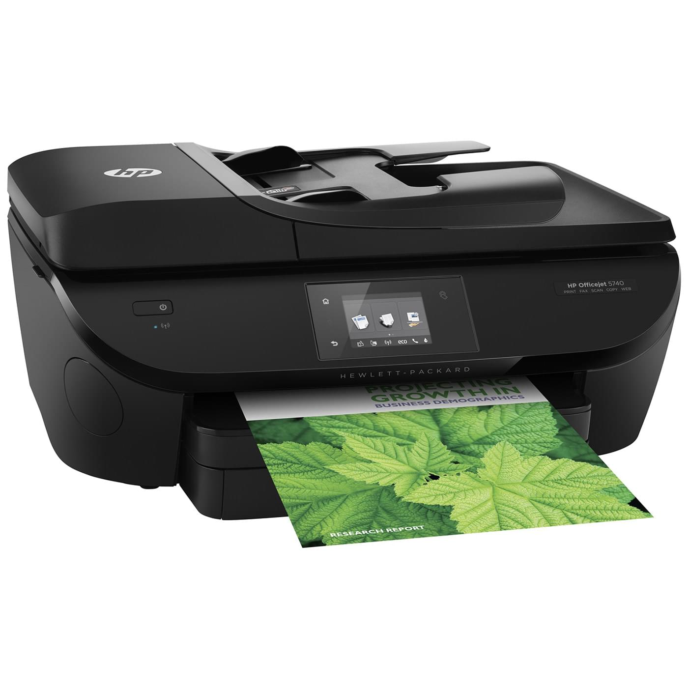 Imprimante multifonction HP OfficeJet 5740 e-All-in-One Printer - 0