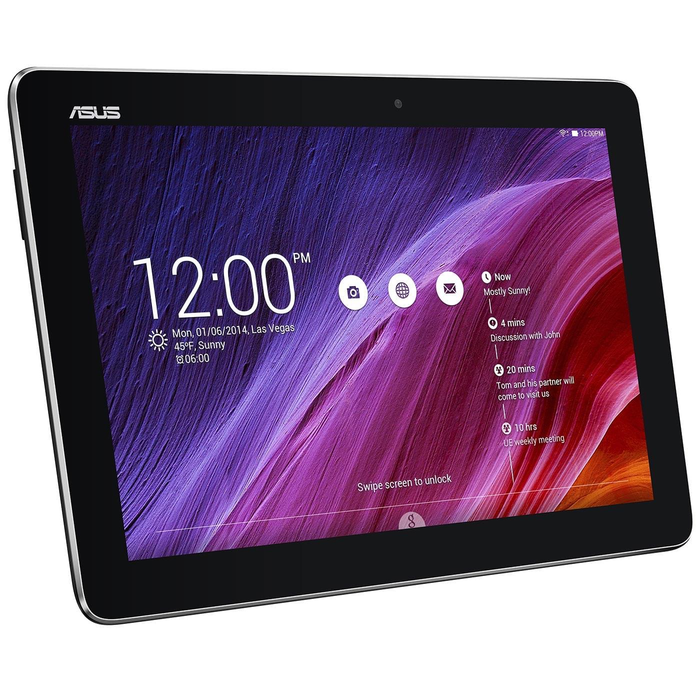 Asus ME103K-6A004A (ME103K-6A004A) - Achat / Vente Tablette Tactile sur Cybertek.fr - 0